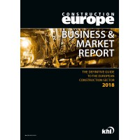 Construction Europe Business & Market Report 2018