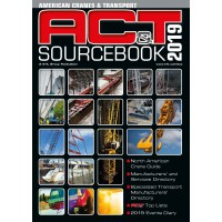 American Cranes & Transport Sourcebook 2019