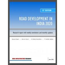 Road Development in India – June 2020