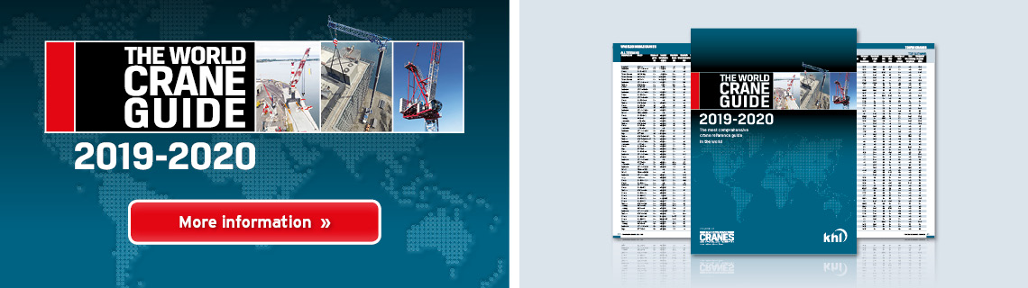 World Crane Guide 2019-20