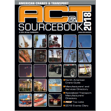 American Cranes & Transport Sourcebook 2018