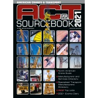 American Cranes & Transport Sourcebook 2021