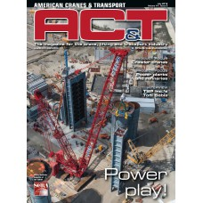 American Cranes & Transport magazine subscription