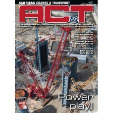 American Cranes & Transport magazine subscription