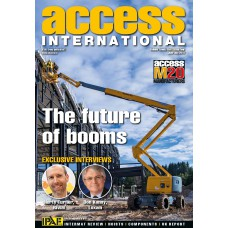 Access International magazine subscription