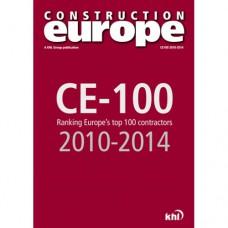 CE-100 5 Year Toplist 2010-2014