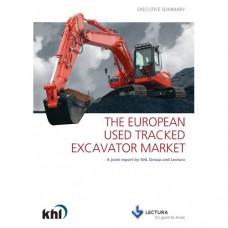 The European Used Tracked Excavator Market Report