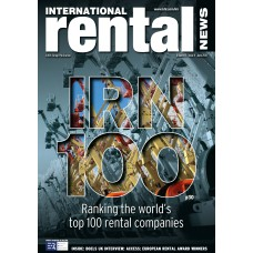 International Rental News magazine subscription