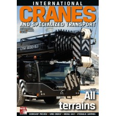 International Cranes and Specialized Transport magazine subscription