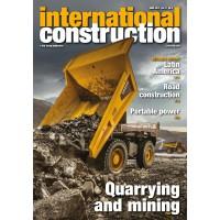 International Construction magazine subscription