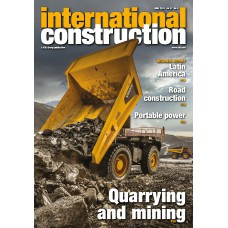 International Construction magazine subscription