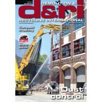 Demolition & Recycling International magazine subscription