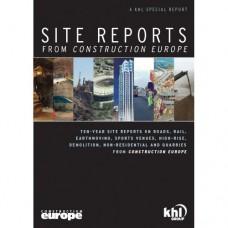Special Report: Site Report