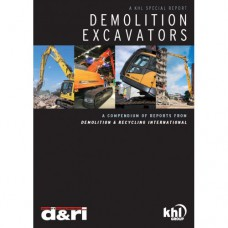 Special Report: Demolition Excavators