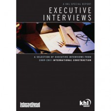 Special Report: Executive Interviews