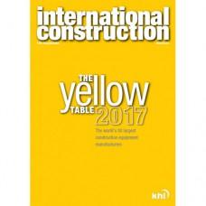iC Yellow Table 2017